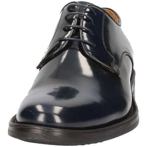 Hudson 901 Lace up shoes Mann Blau Blau