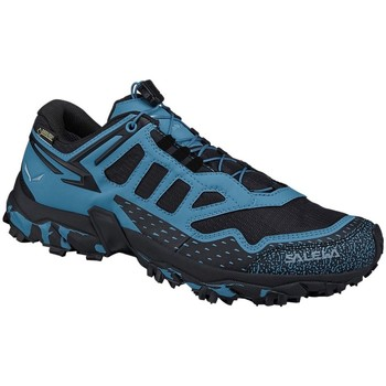 Schuhe Damen Sneaker Low Salewa Ultra Train Gtx Womens Schwarz-Blau