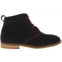 Schuhe Kinder Boots Cheiw 46072 Azul