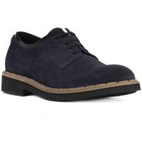 Schuhe Herren Derby-Schuhe Eveet CAMOSCIO BLU Blu