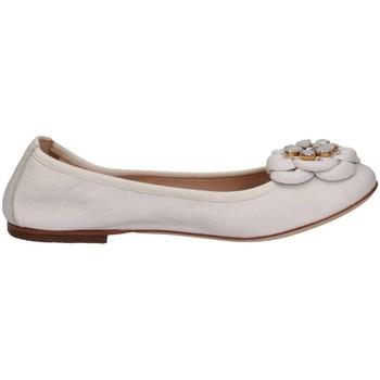 Schuhe Mädchen Ballerinas Florens F9018 Sneaker Kind weiß weiß