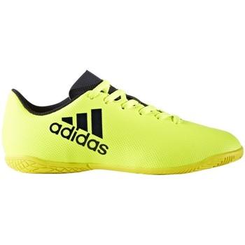 Schuhe Kinder Sneaker Low adidas Originals X 174 IN J Gelb