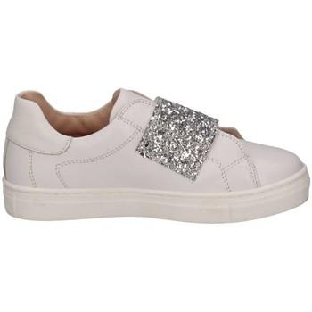 Schuhe Mädchen Sneaker Low Florens W6627 Sneaker Kind weiß weiß