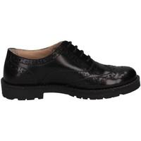 Schuhe Mädchen Richelieu Florens Z6220V French shoes Kind schwarz schwarz