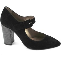 Schuhe Damen Pumps Melluso MEL-I17-E5042-NE Nero