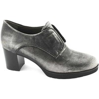 Schuhe Damen Ankle Boots Melluso MEL-I17-L5031-AN Grigio