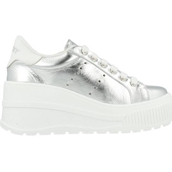Schuhe Damen Sneaker Low Go Sexy X Yellow SURPRISE GO SEXY Silber