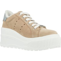 Schuhe Damen Sneaker Low Go Sexy X Yellow SURPRISE GO SEXY Hellbraun