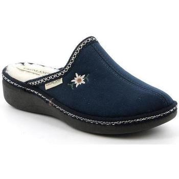 Schuhe Damen Pantoletten / Clogs Grunland DSG-CI0835 ROSSO
