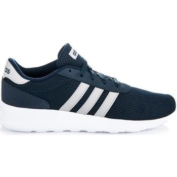 Schuhe Herren Sneaker Low adidas Originals Lite Racer Blau