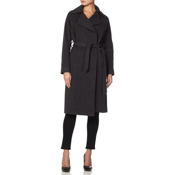 Kleidung Damen Trenchcoats De La Creme parent Grey