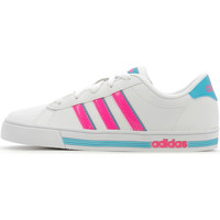 Schuhe Kinder Sneaker Low adidas Performance Daily Team K Weiss