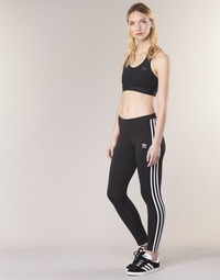 Kleidung Damen Leggings adidas Originals 4 STR TIGHT Schwarz