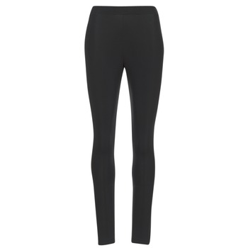 Kleidung Damen Leggings adidas Originals TREFOIL TIGHT Schwarz