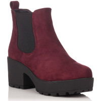 Schuhe Low Boots Coolway IRBY Rot