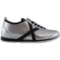 Schuhe Herren Sneaker Low Munich Fashion osaka 8400288 Plata
