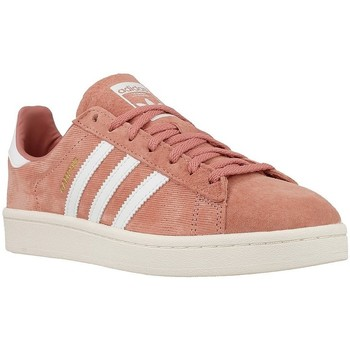 Schuhe Damen Sneaker Low adidas Originals Campus W Rose