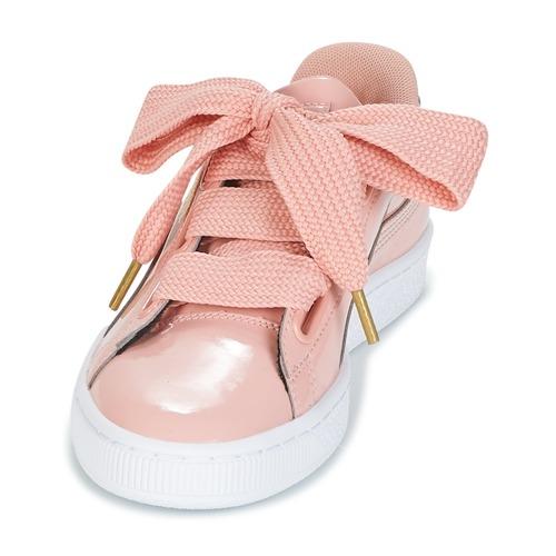 Puma BASKET HEART PATENT Sneaker W'S Rose  Schuhe Sneaker PATENT Low Damen 66,49 12bce8