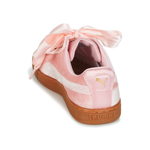 Puma BASKET HEART VS W'N Rose  Schuhe Sneaker Low Damen 49,50