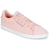 Schuhe Damen Sneaker Low Le Coq Sportif AGATE LO CVS/METALLIC Rose