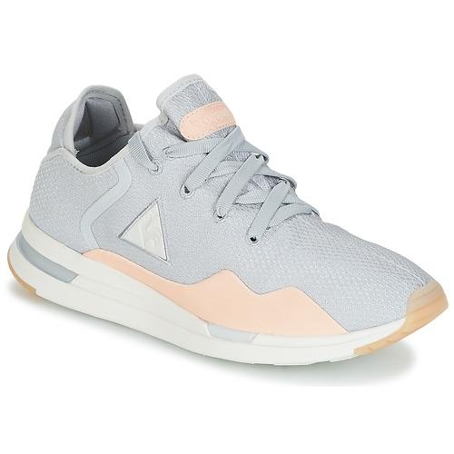 Le Coq Sportif SOLAS W SUMMER FLAVOR Grau / Beige  Schuhe Sneaker Low Damen 63,99