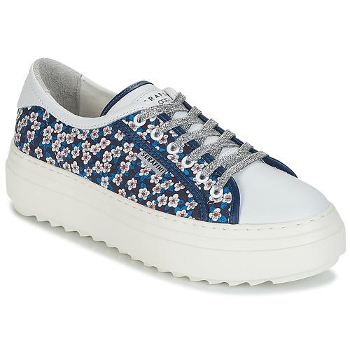 Serafini SOHO Blau  Schuhe Sneaker Low Damen 127,20