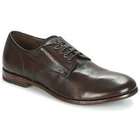 Schuhe Herren Derby-Schuhe Moma BUFFALO-TESTA-DI-MORO Braun