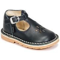 Schuhe Kinder Ballerinas Aster BIMBO Marine