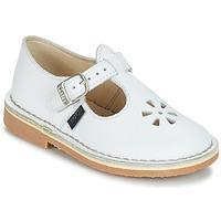 Schuhe Kinder Ballerinas Aster DINGO Weiss