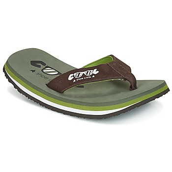 Schuhe Herren Zehensandalen Cool shoe ORIGINAL Kaki / Braun