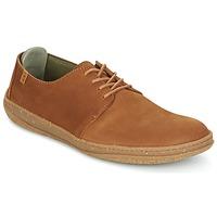 Schuhe Herren Derby-Schuhe El Naturalista AMAZONIAS Braun