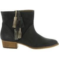 Schuhe Damen Low Boots MTNG 94376 Gris