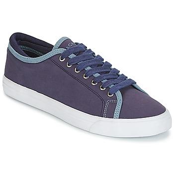 Schuhe Herren Sneaker Low Hackett MR CLASSIC PLIMSOLE Marine