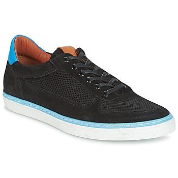 Schuhe Herren Sneaker Low Pataugas PHIL-NOIR Schwarz