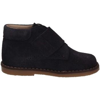 Schuhe Kinder Boots Cucada 8856V NOCHE Ankle Kind blau blau