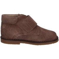 Schuhe Kinder Boots Cucada 8856V TORTORA Ankle Kind Tortora Tortora
