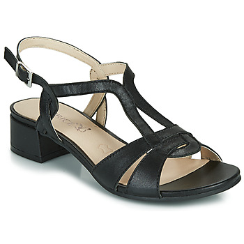 Schuhe Damen Sandalen / Sandaletten Caprice SATIBO Schwarz