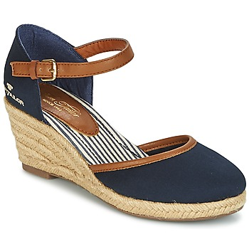 Schuhe Damen Pumps Tom Tailor ESKIM Marine