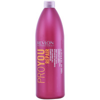 Beauty Shampoo Revlon Proyou Repair Shampoo For Damaged Hair  1000 ml