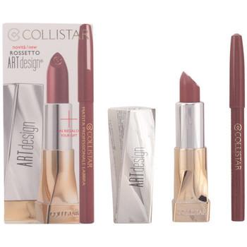 Beauty Damen Lippenstift Collistar Rossetto Art Design 04-chestnut
