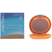 Beauty Damen Highlighter  Shiseido Expert Sun Compact Foundation  bronze Spf6 12 Gr 12 g