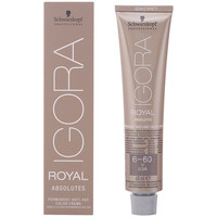 Beauty Accessoires Haare Schwarzkopf Igora Royal Absolutes 6-60  60 ml