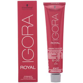 Beauty Accessoires Haare Schwarzkopf Igora Royal 6-00  60 ml