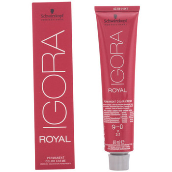 Beauty Accessoires Haare Schwarzkopf Igora Royal 9-0  60 ml