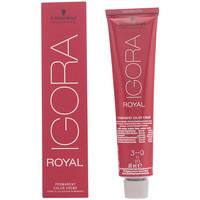 Beauty Accessoires Haare Schwarzkopf Igora Royal 3-0
