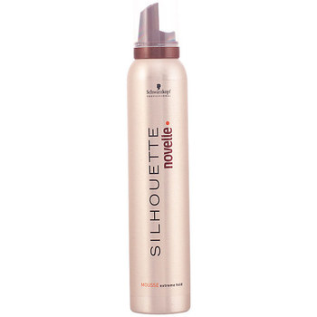 Beauty Haarstyling Schwarzkopf Silhouette Novelle Mousse Extreme Hold  200 ml