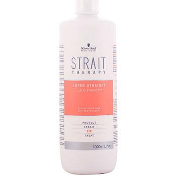 Beauty Spülung Schwarzkopf Strait Styling Therapy Neutralising Milk