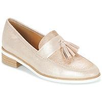 Schuhe Damen Slipper Karston JICOLO Gold