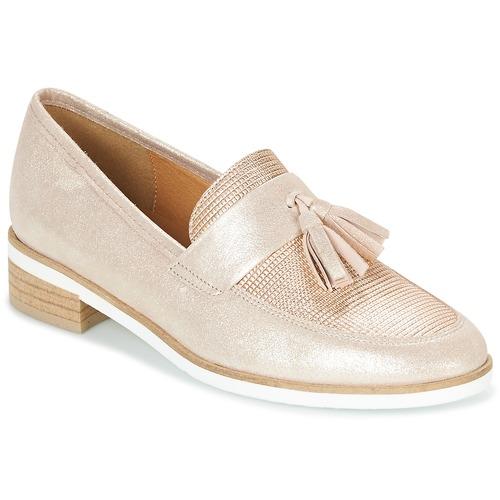 Karston JICOLO Gold  Schuhe Slipper Damen 95,92