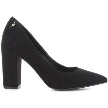 Schuhe Damen Pumps Gattinoni 0447 Pumps Frau Black Black
